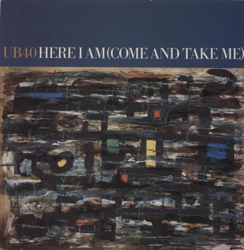 "UB40 Here I Come [Come And Take Me] 7"" vinyl single (7 inch record) UK UB407HE755166"