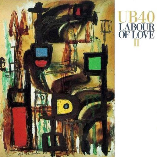 UB40 Labour Of Love II CD album (CDLP) UK UB4CDLA672315