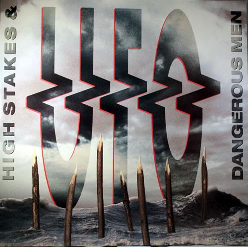 Ufo High Stakes Amp Dangerous Men Uk Vinyl Lp Album Lp