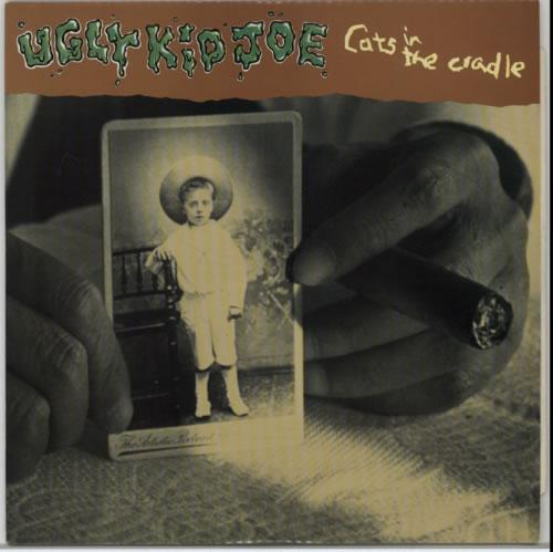 "Ugly Kid Joe Cats In The Cradle 12"" vinyl single (12 inch record / Maxi-single) UK UKJ12CA186999"