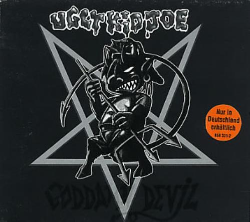 Ugly Kid Joe Goddamn Devil Dutch Cd Single Cd5 5 Quot 284766