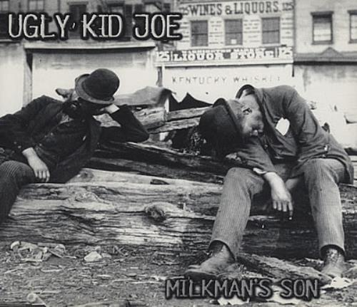 "Ugly Kid Joe Milkman's Son CD single (CD5 / 5"") UK UKJC5MI378305"