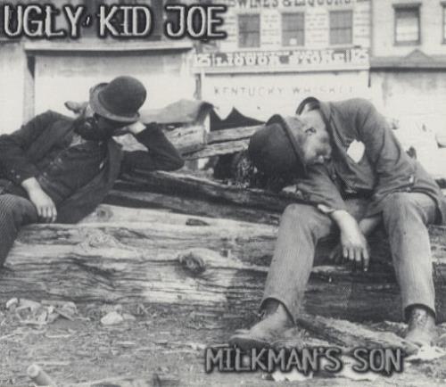 "Ugly Kid Joe Milkman's Son CD single (CD5 / 5"") UK UKJC5MI48184"
