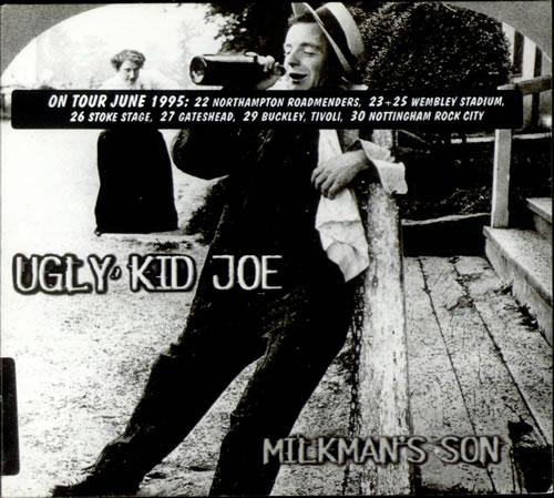 "Ugly Kid Joe Milkman's Son CD single (CD5 / 5"") UK UKJC5MI505333"