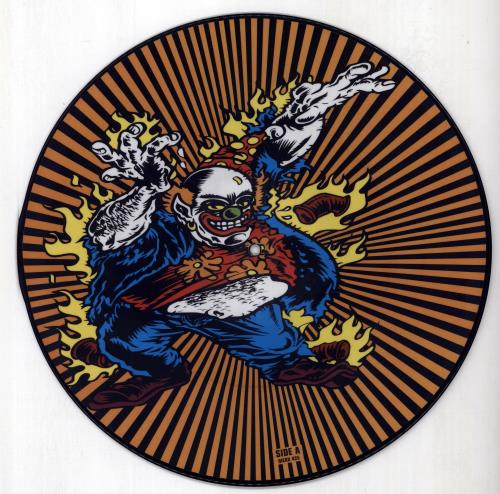 "Ugly Kid Joe Milkman's Son 12"" vinyl picture disc 12inch picture disc record UK UKJ2PMI675247"