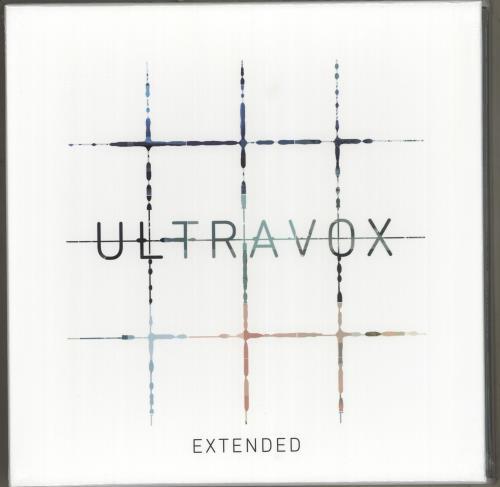 "Ultravox Extended + Bonus 7"" Vinyl Box Set UK VOXVXEX710350"