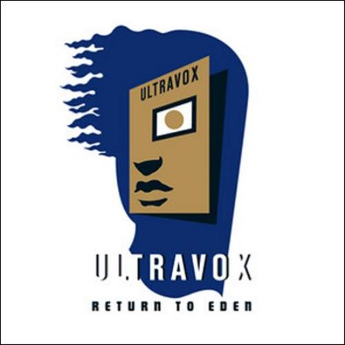 Ultravox Return To Eden - Live At The Roundhouse CD album (CDLP) UK VOXCDRE500938
