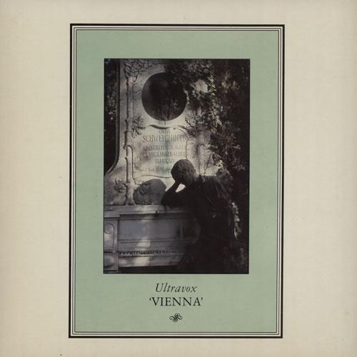 Ultravox Vienna Clear Vinyl Uk 7 Quot Vinyl Single 7 Inch