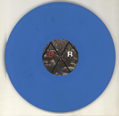 Uncle Acid & The Deadbeats Mind Control - Blue Vinyl 2-LP vinyl record set (Double Album) UK YNC2LMI696510