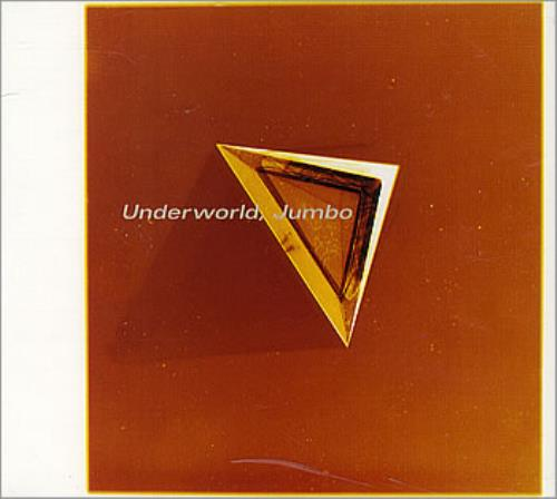 "Underworld Jumbo CD single (CD5 / 5"") UK UDWC5JU358854"