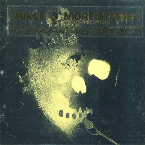 Unkle More Stories 2 CD album set (Double CD) Australian UNK2CMO424594
