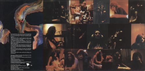 Uriah Heep Demons And Wizards - 1st + Inner - VG vinyl LP album (LP record) UK URILPDE712247