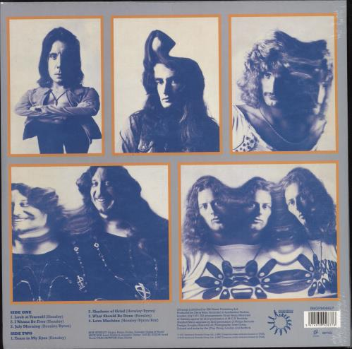 Uriah Heep Look At Yourself - 180gm - Sealed vinyl LP album (LP record) UK URILPLO774143