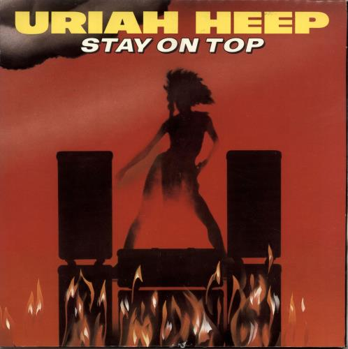 "Uriah Heep Stay On Top - Doublepack 7"" vinyl single (7 inch record) UK URI07ST224825"