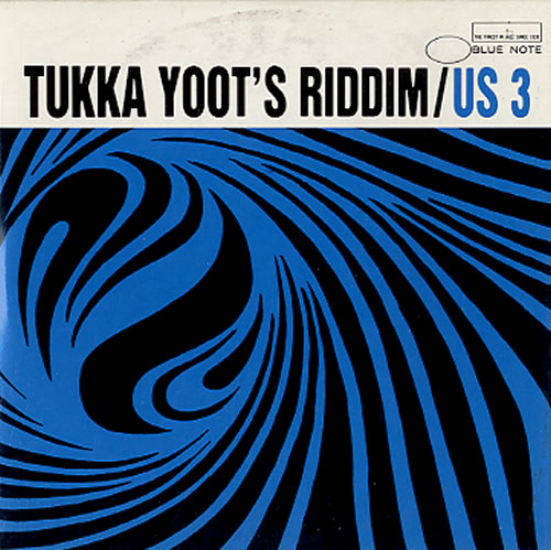 "US3 Riddim CD single (CD5 / 5"") Dutch US3C5RI627081"
