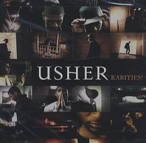 "Usher Rarities! CD single (CD5 / 5"") US UHEC5RA314974"