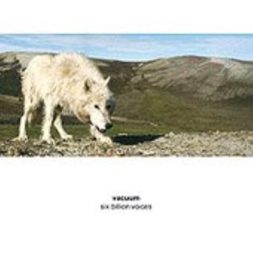 "Vacuum Six Billion Voices CD single (CD5 / 5"") Swedish VUUC5SI361817"