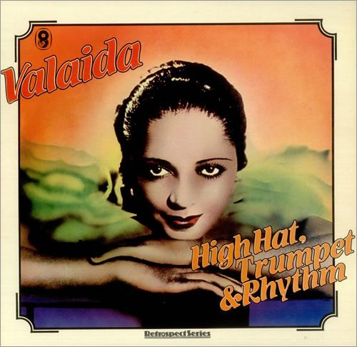 Valaida Snow High Hat, Trumpet & Rhythm vinyl LP album (LP record) UK VLWLPHI453363