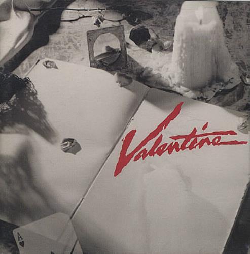 Valentine Valentine CD album (CDLP) US VAMCDVA375836