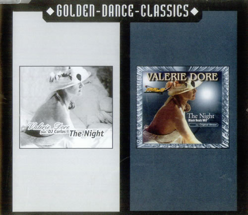 Valerie Dore The Night CD album (CDLP) German VCPCDTH541992