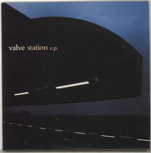 "Valve Station EP 7"" vinyl single (7 inch record) UK YGL07ST701991"