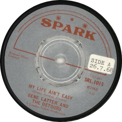 "Val McKenna House For Sale 7"" vinyl single (7 inch record) UK VMK07HO689657"
