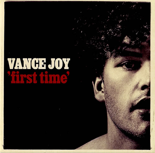 Vance Joy First Time CD-R acetate UK XA7CRFI631173
