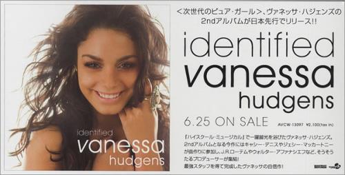 hudgens identified Vanessa
