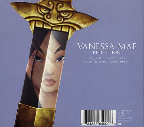"Vanessa Mae Devil's Trill CD single (CD5 / 5"") UK VMAC5DE193696"