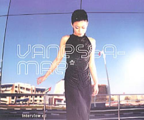 Vanessa Mae Interview CD album (CDLP) UK VMACDIN199172