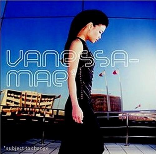 Vanessa Mae Subject To Change CD album (CDLP) UK VMACDSU184822