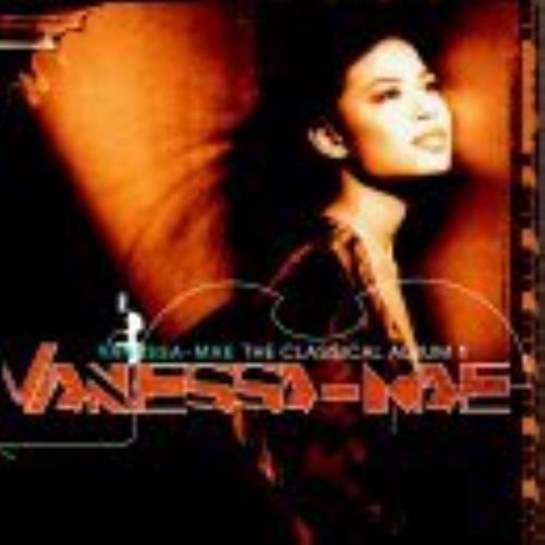 Vanessa Mae The Classical Album CD album (CDLP) UK VMACDTH252368