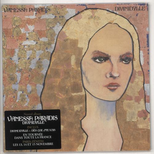 Vanessa Paradis Divinidylle - 1st Issue - Sealed vinyl LP album (LP record) French VANLPDI409996