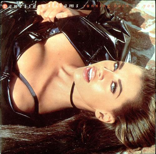 "Vanessa Williams Running Back To You 7"" vinyl single (7 inch record) UK VNW07RU493825"