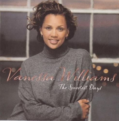 Vanessa Williams The Sweetest Days CD album (CDLP) German VNWCDTH584675