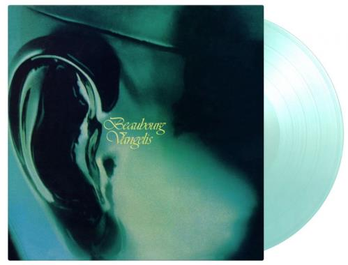 Vangelis Beaubourg - 180 Gram Clear Vinyl vinyl LP album (LP record) UK VGELPBE749043