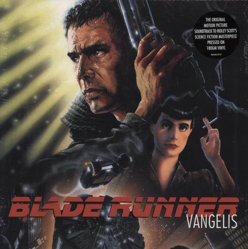 Vangelis Blade Runner - 180gm - Sealed vinyl LP album (LP record) UK VGELPBL745561