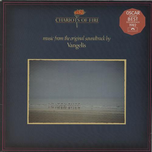 Vangelis Chariots Of Fire vinyl LP album (LP record) Dutch VGELPCH572939