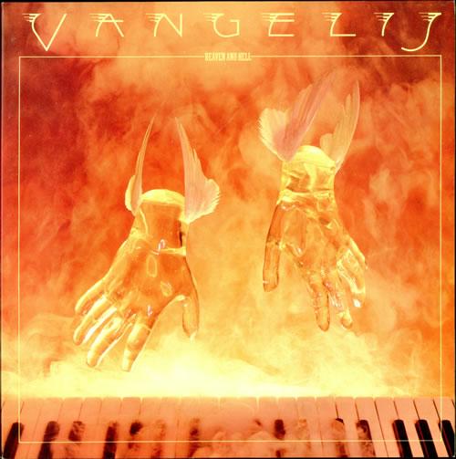 Vangelis Heaven And Hell vinyl LP album (LP record) UK VGELPHE186370