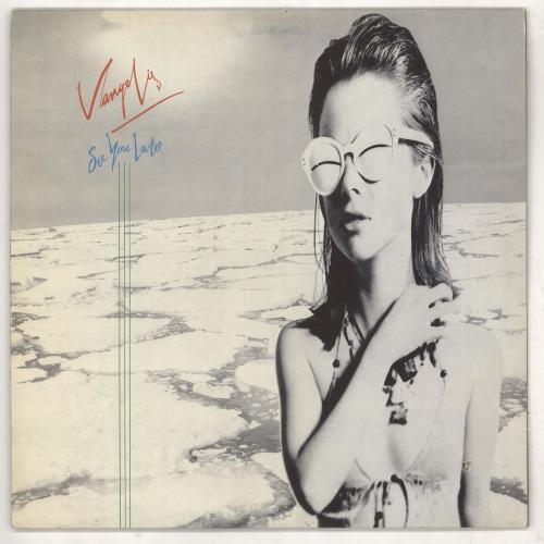Vangelis See You Later vinyl LP album (LP record) UK VGELPSE453556