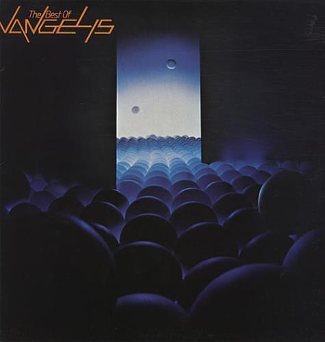 Vangelis The Best Of Vangelis vinyl LP album (LP record) UK VGELPTH337840