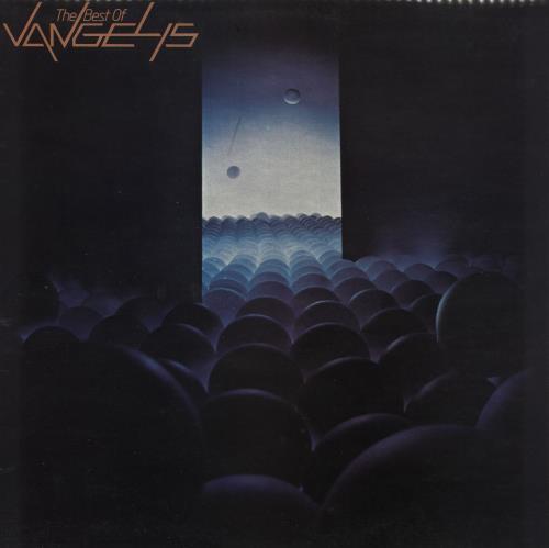 Vangelis The Best Of Vangelis vinyl LP album (LP record) UK VGELPTH744371