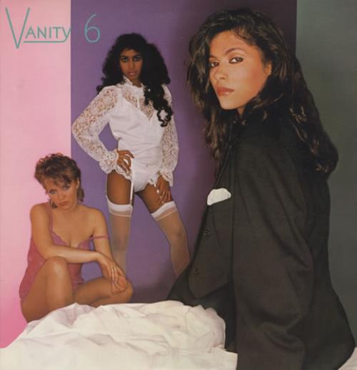 "Vanity 6 Vanity 6 12"" vinyl single (12 inch record / Maxi-single) US XAN12VA432658"