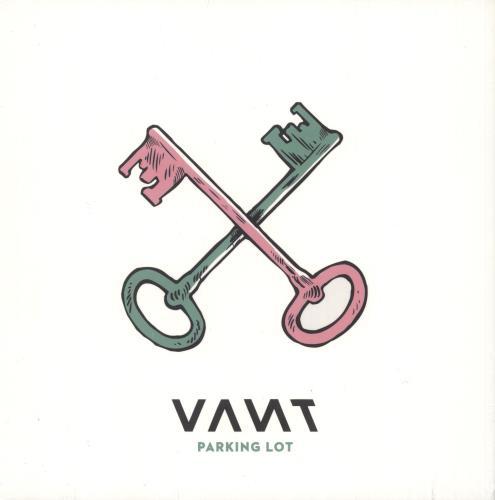 "Vant Parking Lot - Green Vinyl - Sealed 7"" vinyl single (7 inch record) UK YBP07PA739448"