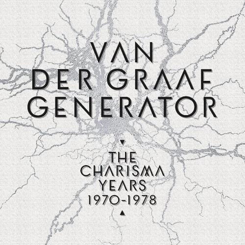 Van Der Graaf Generator The Charisma Years 1970-1978 - 20 Disc Super Deluxe - Sealed CD Album Box Set UK VDGDXTH774796