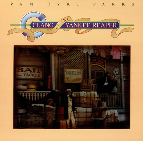 Van Dyke Parks Clang Of The Yankee Reaper vinyl LP album (LP record) UK VDPLPCL440979