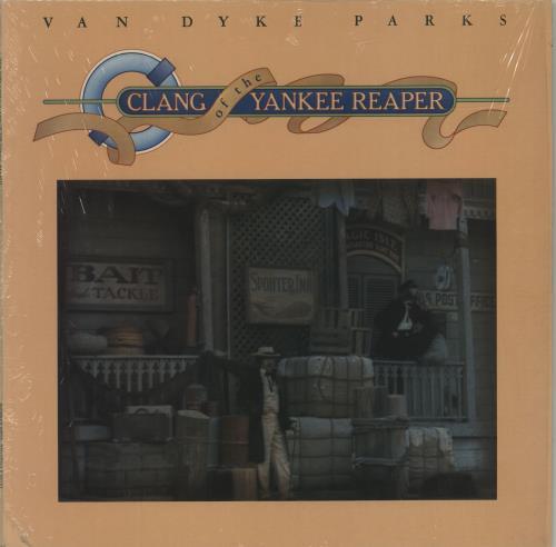 Van Dyke Parks Clang Of The Yankee Reaper vinyl LP album (LP record) UK VDPLPCL686458