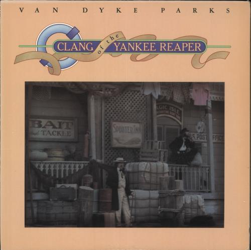 Van Dyke Parks Clang Of The Yankee Reaper vinyl LP album (LP record) US VDPLPCL734039