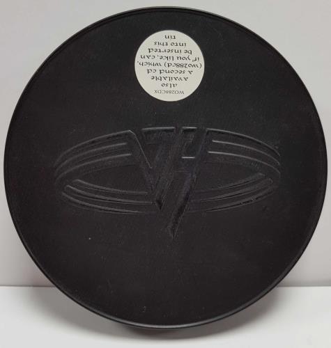 Van Halen Can't Stop Lovin' You - Tin 2-CD single set (Double CD single) UK VNH2SCA676515