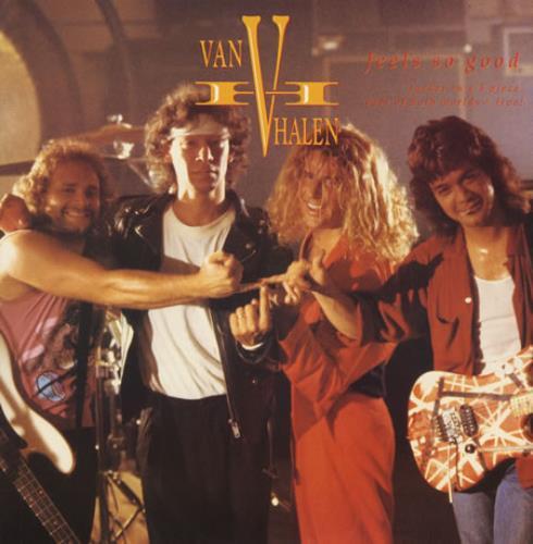 Van Halen Feels So Good Uk 12 Quot Vinyl Single 12 Inch